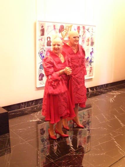 Eva und Adele bei Futuring Dortmund