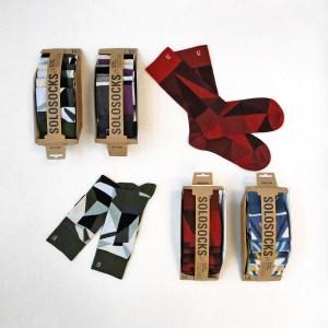 URU Solo Socks aus Biobaumwolle