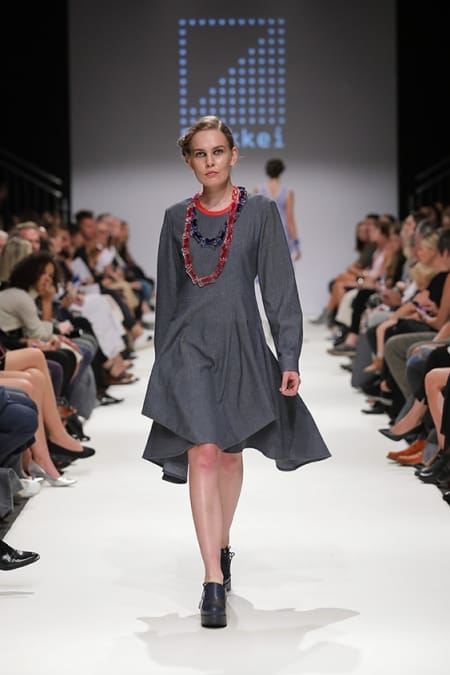 Kleid Denim