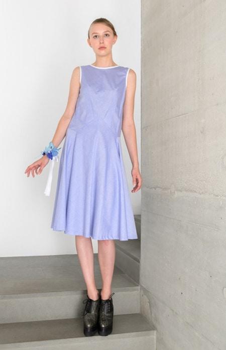 Kleid Kami lila