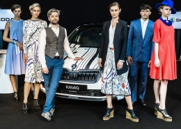 Skoda Kamiq und Looks der Shakkei Kollektion #20