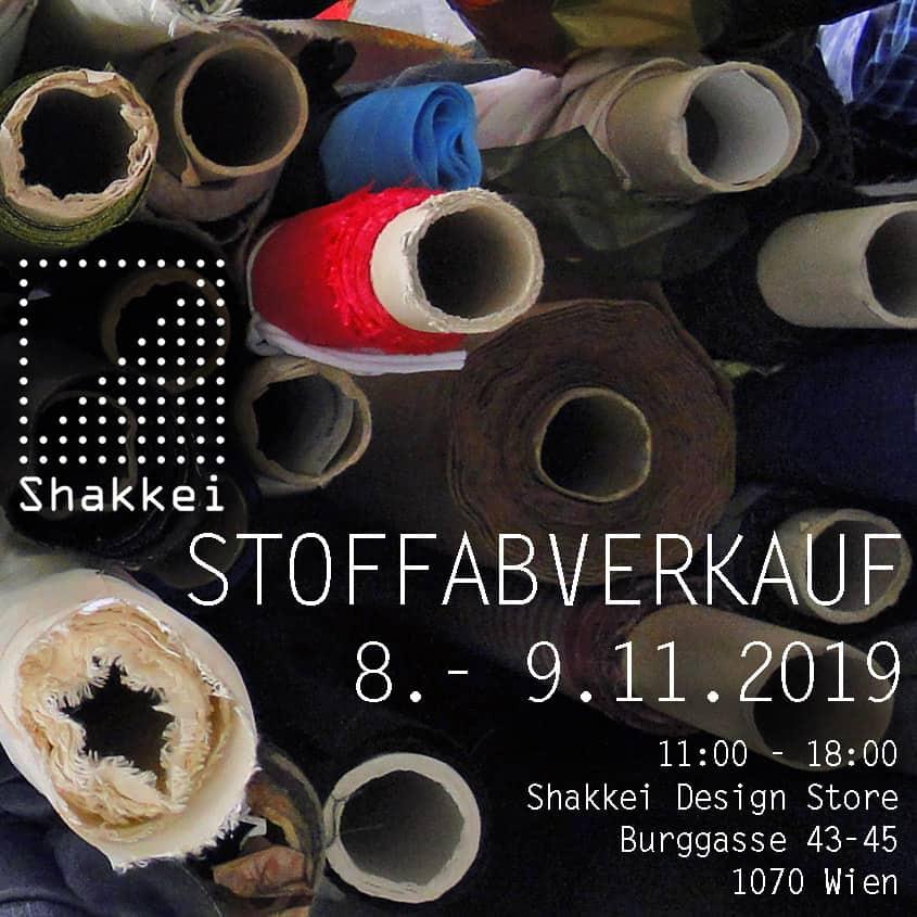 Shakkei Stoffabverkauf