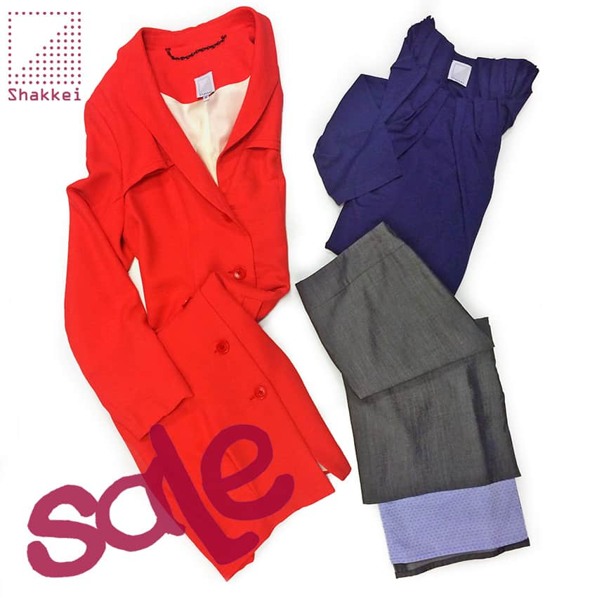 Shakkei Sample Sale